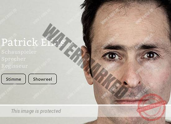 Patrick Elias - Schauspieler